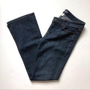 LOFT Medium Wash Curvy Bootcut Denim Jeans